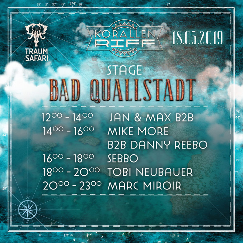 Quadrat Stage BadQuallstadt
